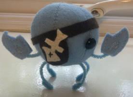 Blue Pirate Crab