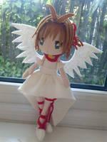Sakura - White Dress by AshFantastic