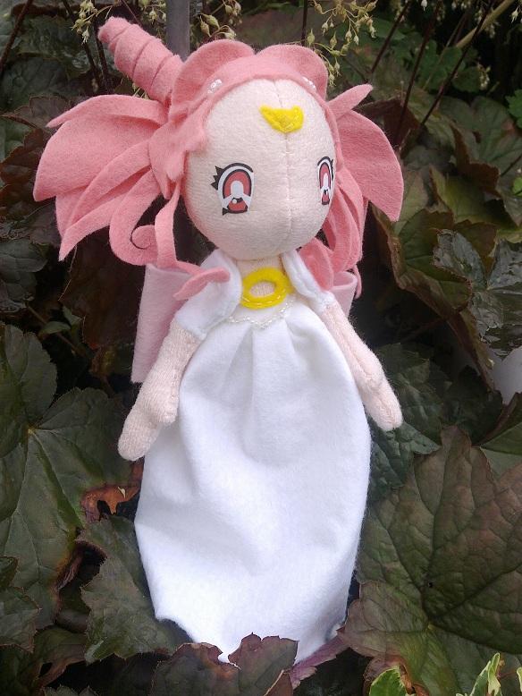 Princess Chibiusa by AshFantastic