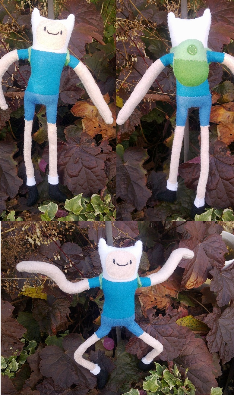 Finn the Human by AshFantastic