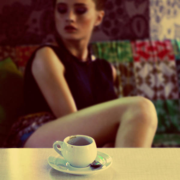 Wake up and smell the Coffe  by Dri7 - S�cac�k Bir Mola
