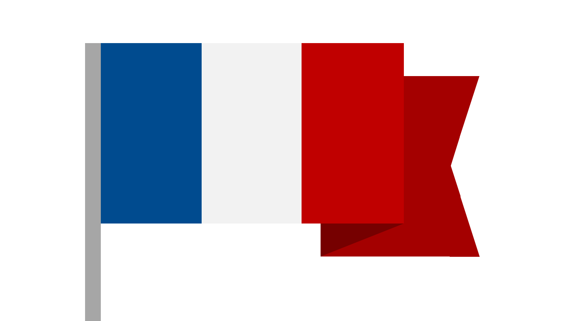 flag of france by hologei on deviantart