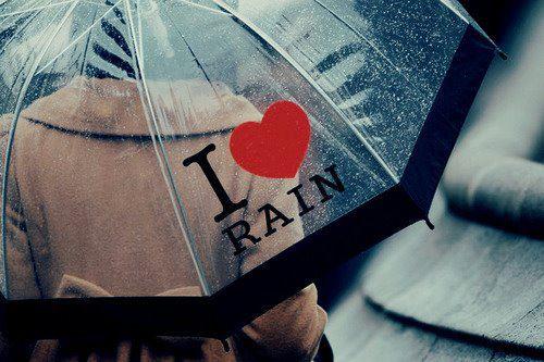 I love rain  love rain umbrella by emizanemin d51hm1t