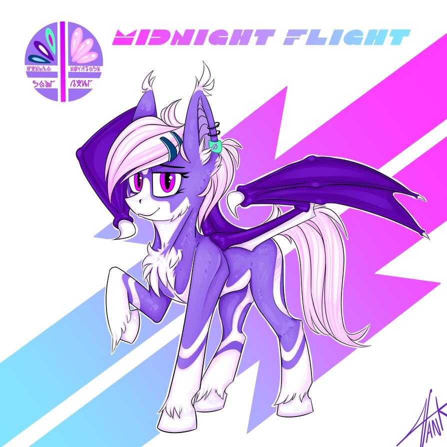 Midnight Flight ref by IvanMidnight