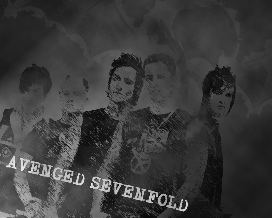 Avenged Sevenfold Wallpaper By Sinistermuffin