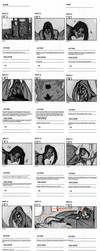 Storyboard Project 4 -- Action by Keberyna