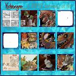 2013 Summary of Art by Keberyna