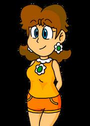 Sporty Daisy (ALT) by Emeffy