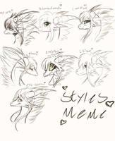 7 styles meme by Saphlra
