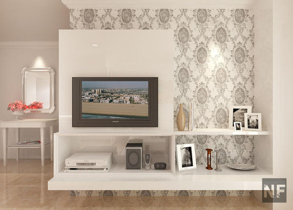 Modern Credenza For Living Room By Chornet ...