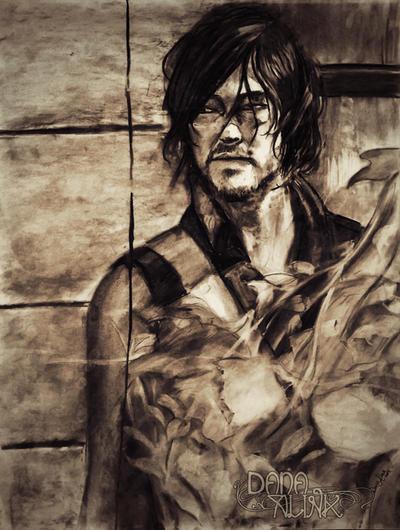 Fan-art Friday: The Walking Dead by Kaizoku-hime