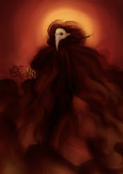 #1 - A plague doctor costume
