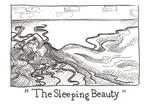 Inktober day 17 - The Sleeping Beauty