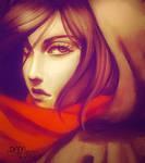 Fan-art Friday: Mikasa Ackerman by Kaizoku-hime