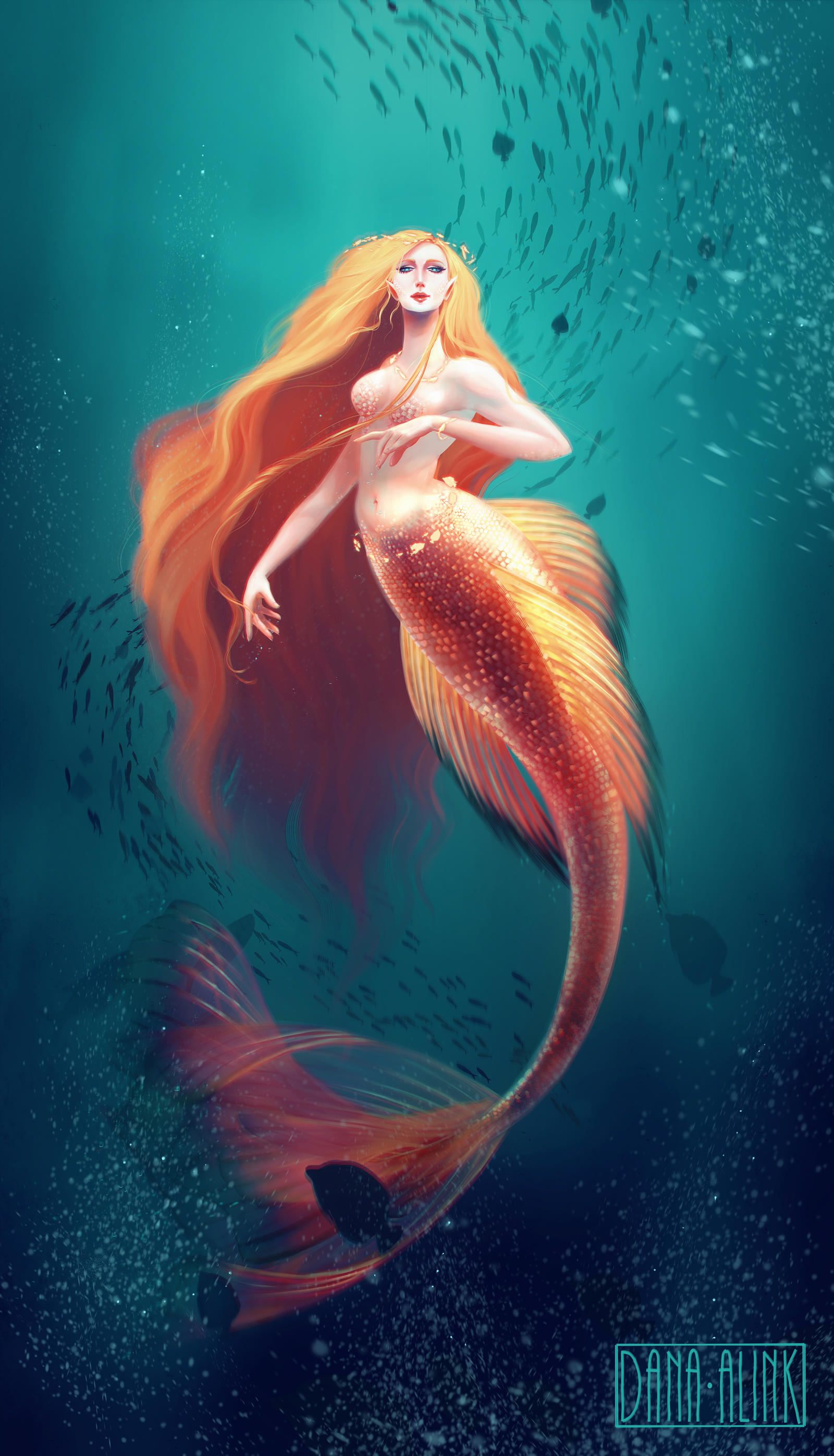 Queen of the sea by Kaizoku-hime on DeviantArt