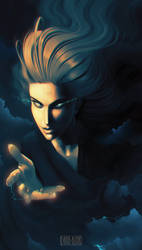 Storm Godess by Kaizoku-hime