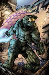 Master Chief - Colors