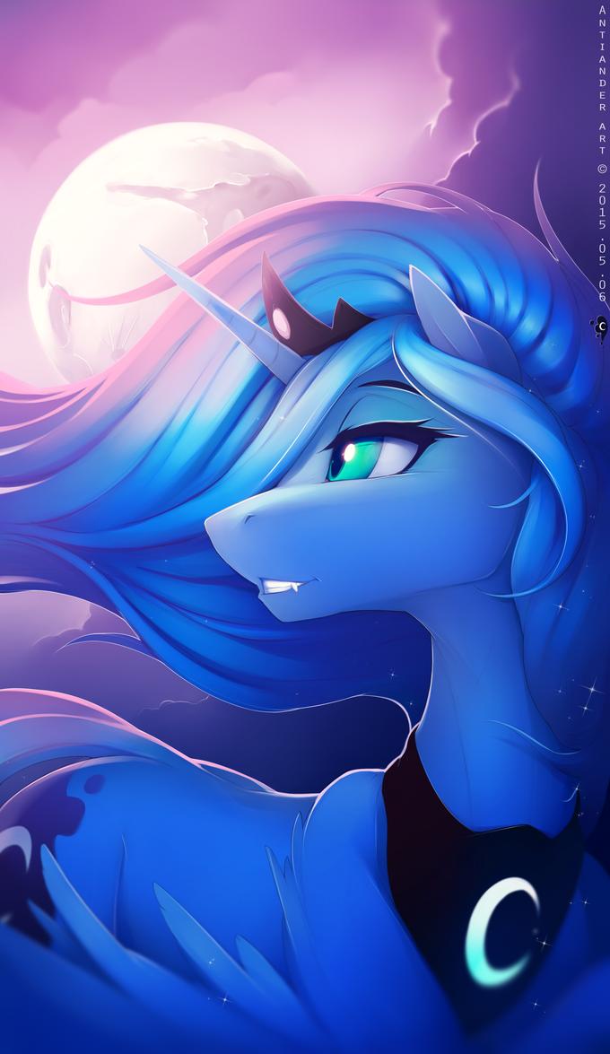 Moonrise by antiander-art