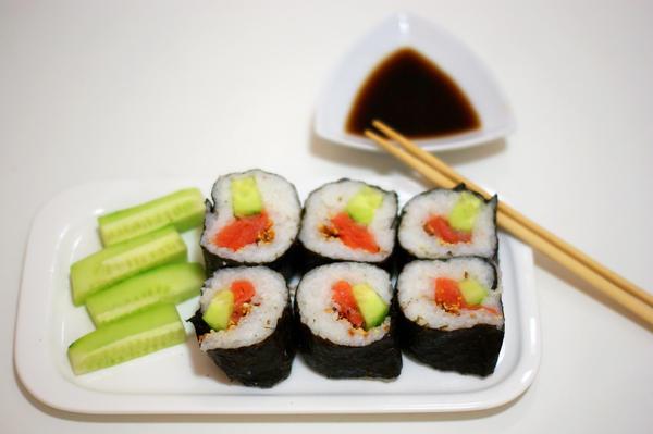 My sushi 182_366 by eugene-dune