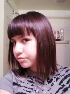 New Hair Cut ID by TheRubberCupcake