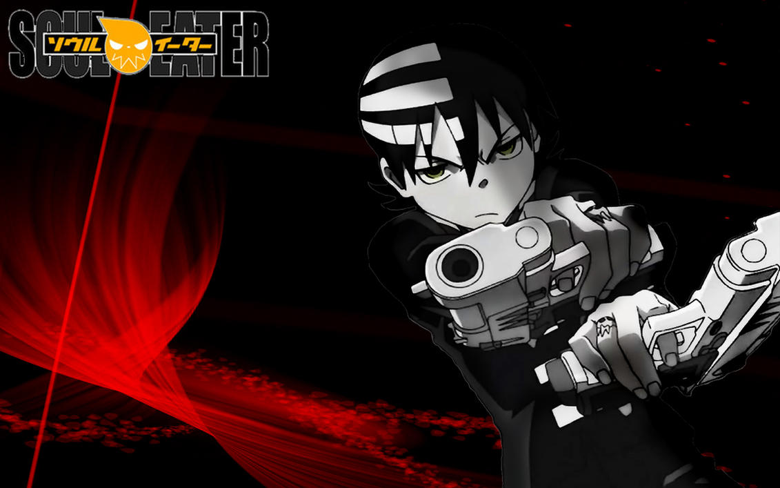 Soul Eater Death The Kid Wallpaper By BLFML72