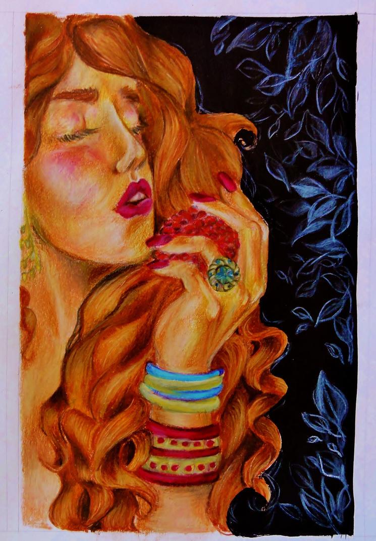 Persephone's Temptation by SofiaSevero