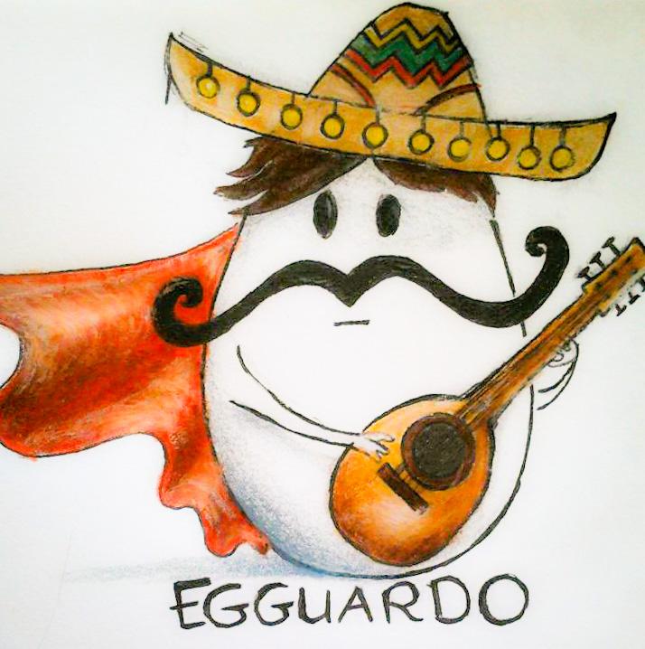 EGGUARDO by SofiaSevero