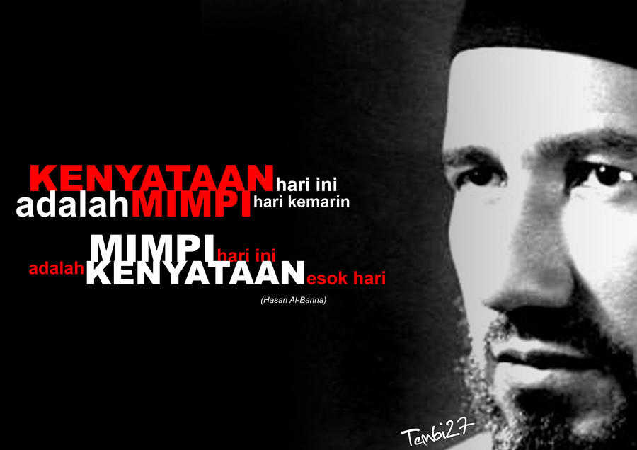 Seorang Muslim adalah PELAJAR yang mempelajari agama, PELAKSANA yang mengamalkannya, sekaligus TENTARA yang berjihad..