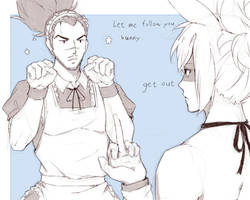 Doodle  Alice....