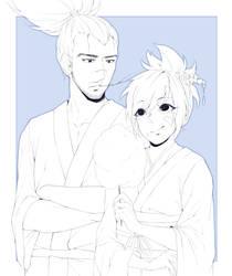 doodle yasuo x riven