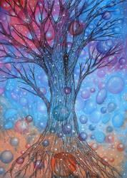 Cosmic Oak