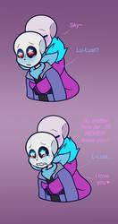 I'll never leave [SkyLust|Untouchable]