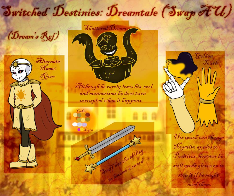 Switched Destinies: Dream's Ref by xXPurple-LoveXx on DeviantArt
