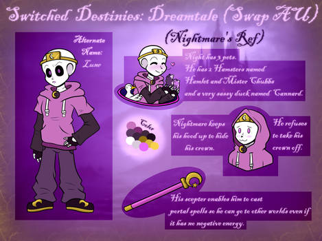 Switched Destinies: Nightmare's Ref