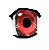 an eye by kimnaRvi