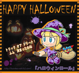 Halloween Roll