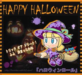 Halloween Roll by blitzball