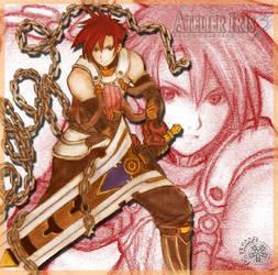 EDGE: Atelier Iris 3 fanart