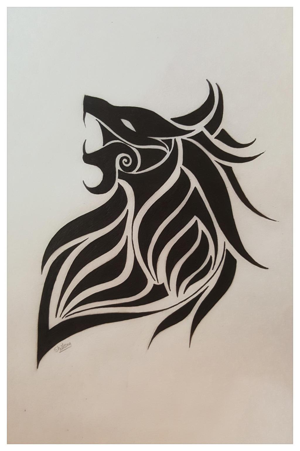 Lion  by xXLittleTigressXx