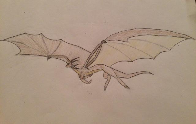 Brown re-creation - Wind in my wings by HopeaDreki