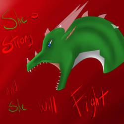 Jade - Fight by ilovemybirdies4