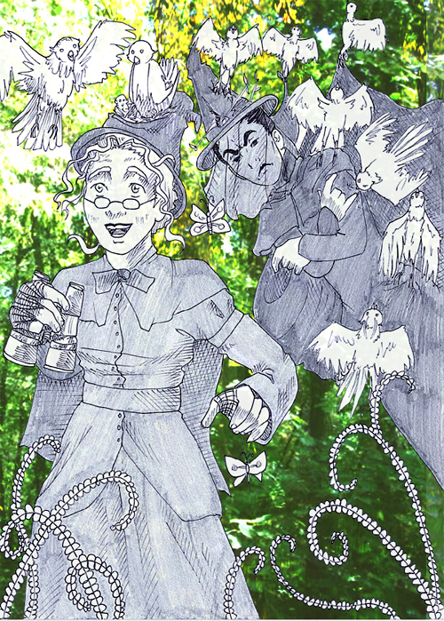"Фанарт по ""Самой плохой ведьме"" - Страница 3 Lovely_Birdies_by_muffin_wrangler"