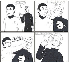 SPOILER Star Trek Movie by muffin-wrangler