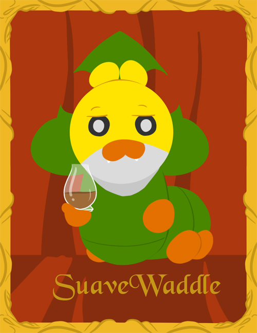 SuaveWaddle by muffin-wrangler