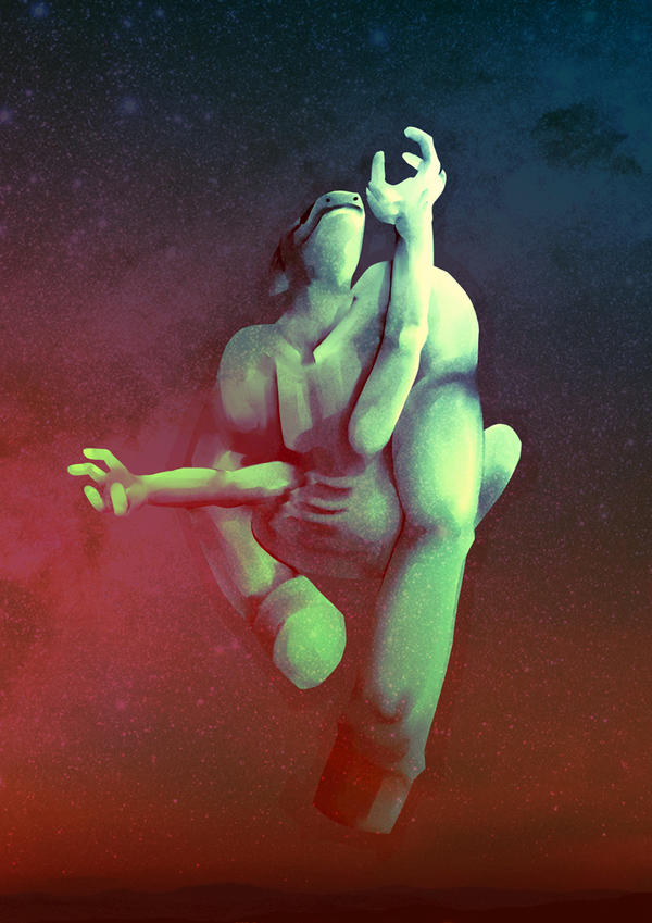 Dancing in the dark by muffin-wrangler