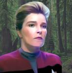 Janeway Portrait