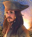 Jack Sparrow, eh?