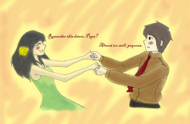 APH: Dance with my Father by mistulamanika