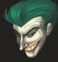 DC: THE JOKER by ShadowIZ
