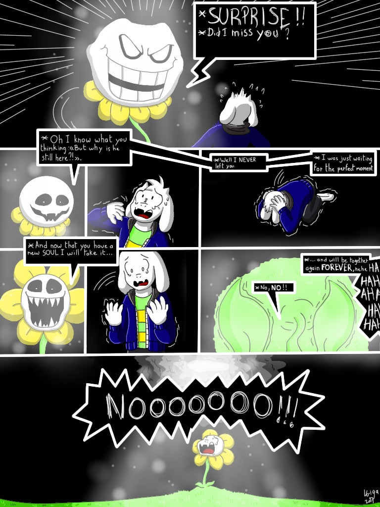 BEYONDTALE - Chapter I - Page4 by Clemi1806